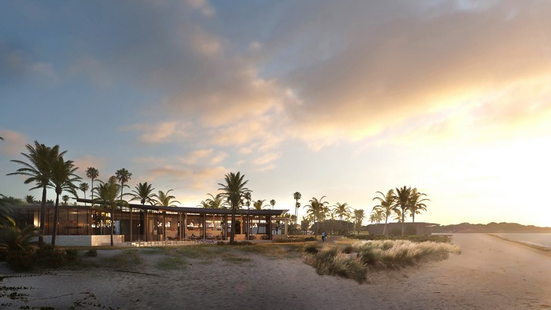 Four Seasons Los Cabos Mexico to create the region's premier luxury destination