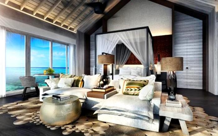Four Seasons Private Island Maldives at Voavah, Baa Atoll-bedrooms