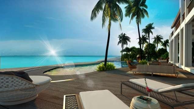 Four Seasons Private Island Maldives at Voavah, Baa Atoll-water villa