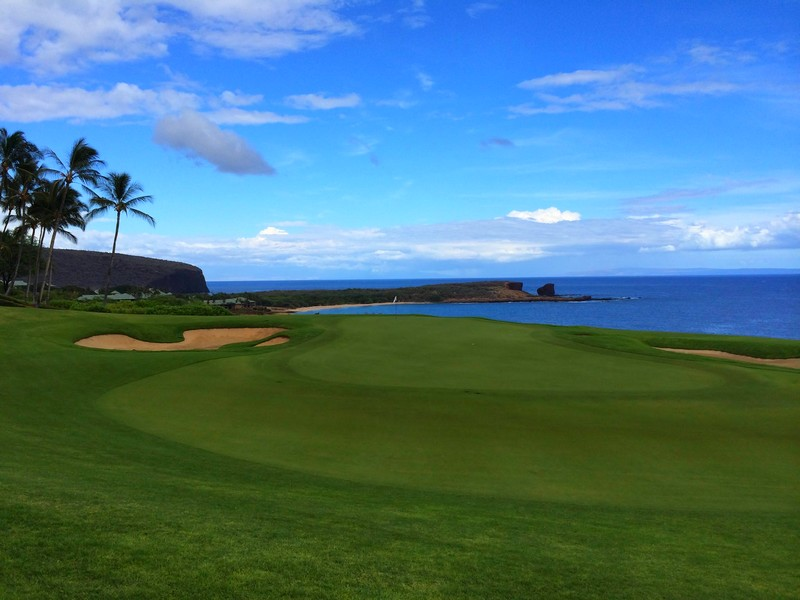 Four Seasons Resort Lanai - Manele golf