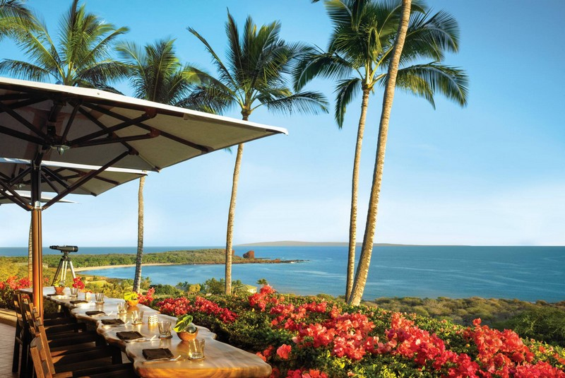Four Seasons Resort Lanai view