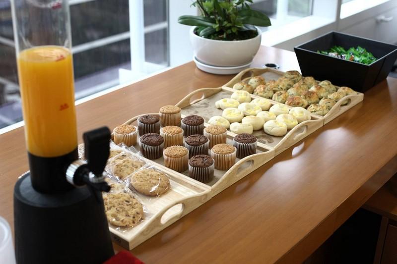Four Seasons Seoul cookies
