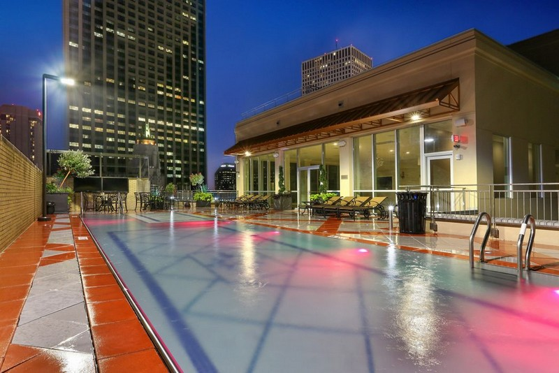 Four Winds Nola luxury apartments--