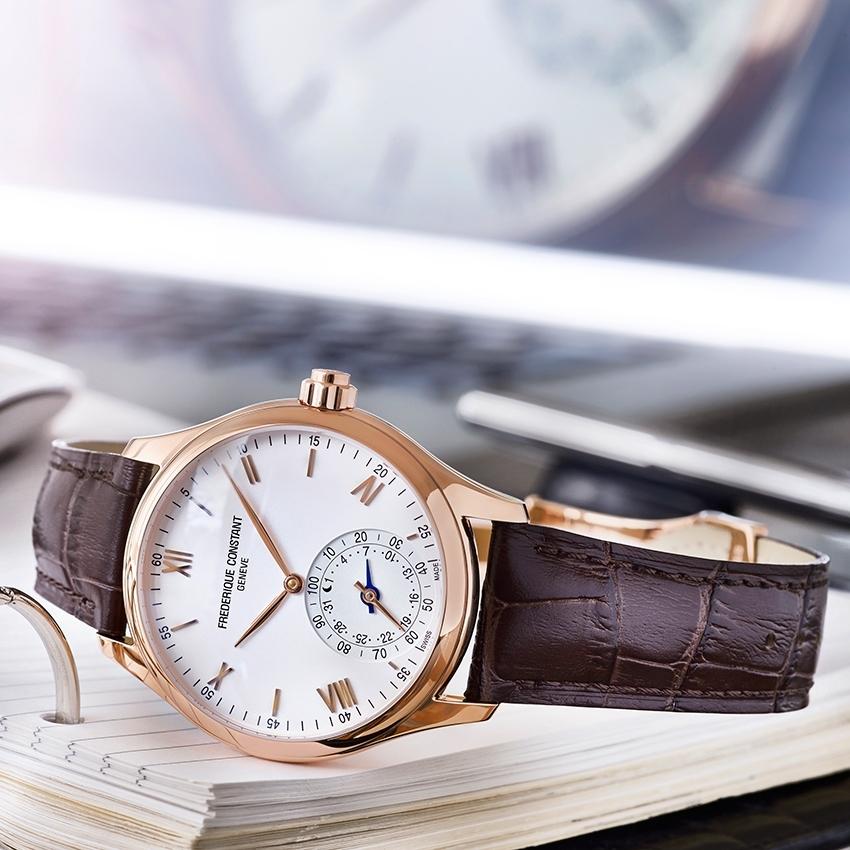 Frédérique Constant The Swiss Horological Smartwatch