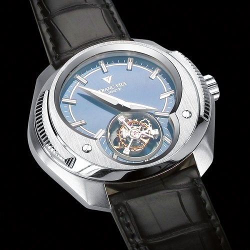 Franc Vila Inaccessible Tourbillon Répétition Minute watch