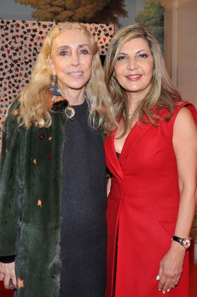 Franca Sozzani & INGIE Chalhoub