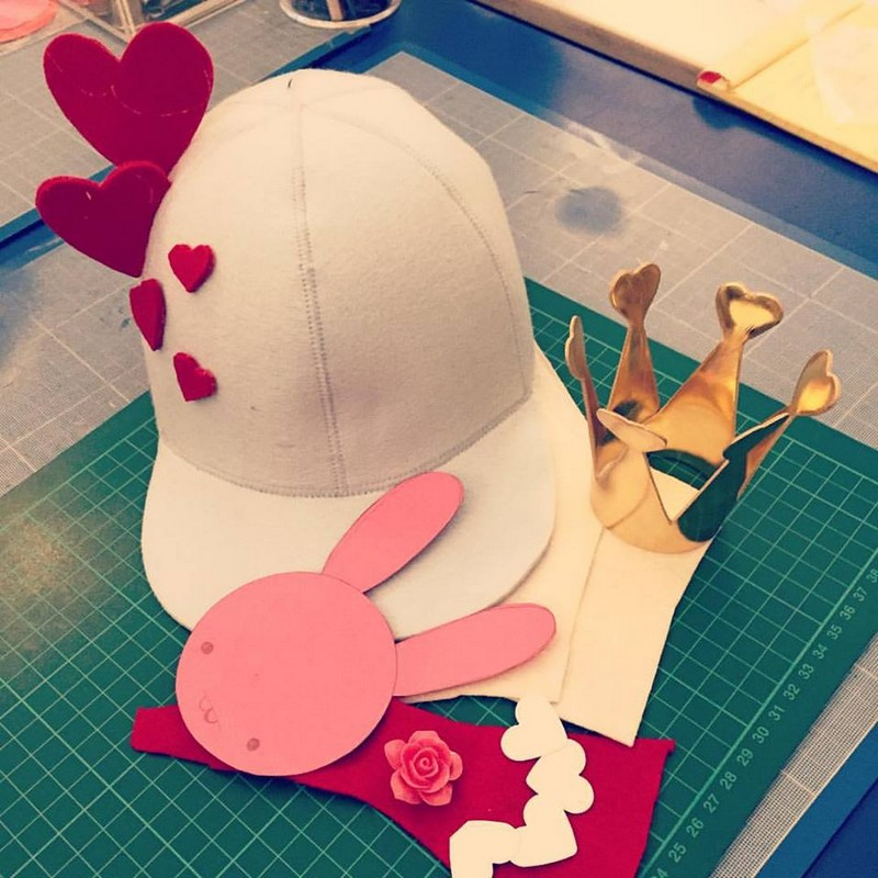 Francesco Ballestrazzi  Hats for Kids-