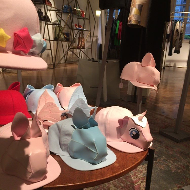 Francesco Ballestrazzi  Hats for Kids-2016