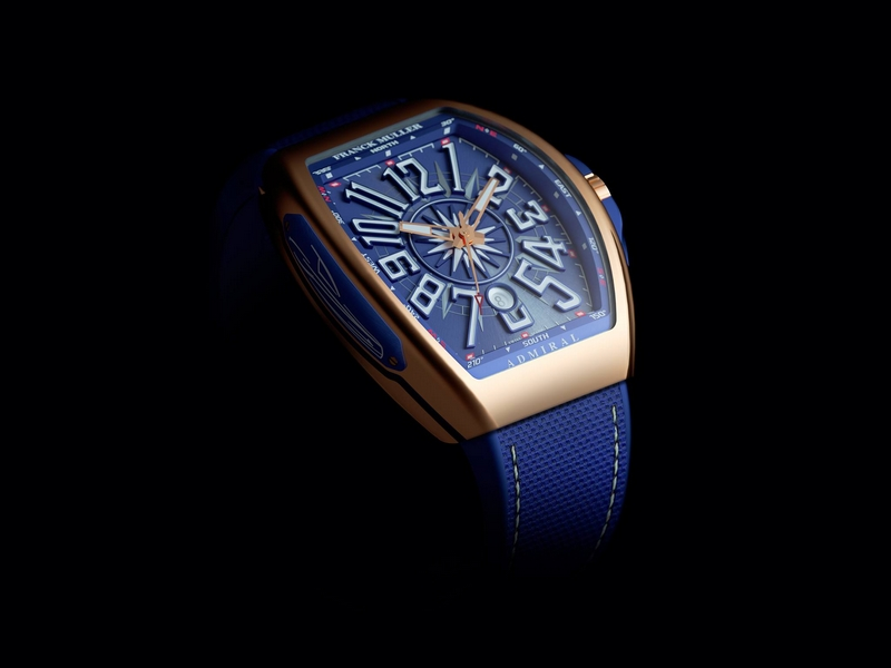 Franck Muller unveils its new timepiece dedicated to its exclusive new partnership with the Italian Sea Group