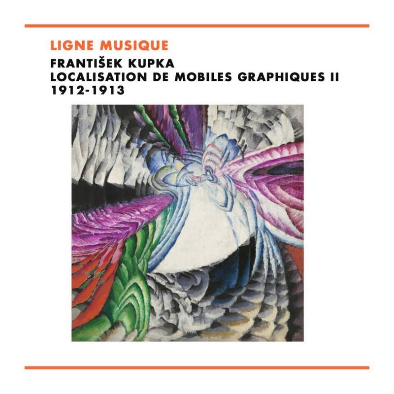 František Kupka, Localisation de mobiles graphiques II, 1912-1913
