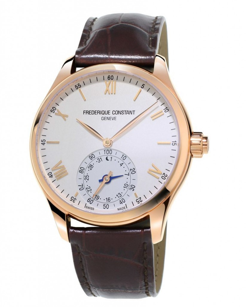 Frederique Constant Linked to Motion - Horological Smartwatch 2015-