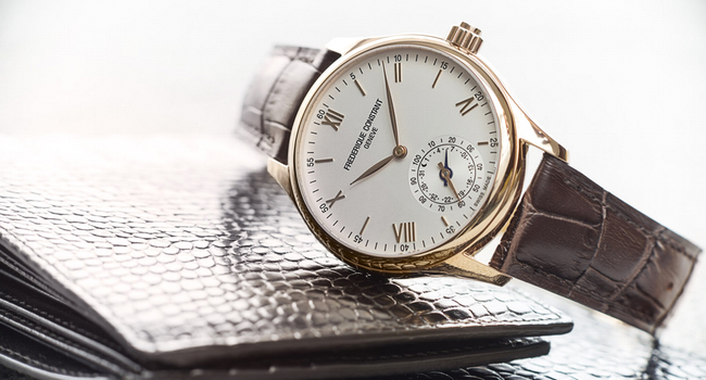 Frederique Constant Linked to Motion - Horological Smartwatch 2015