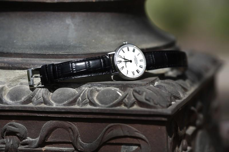 Frederique Constant The Classics Art of Porcelain watch