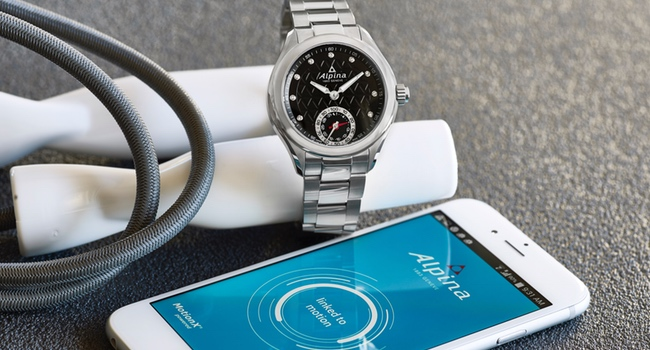 Frederique Constant x Alpina - Horological Smartwatch