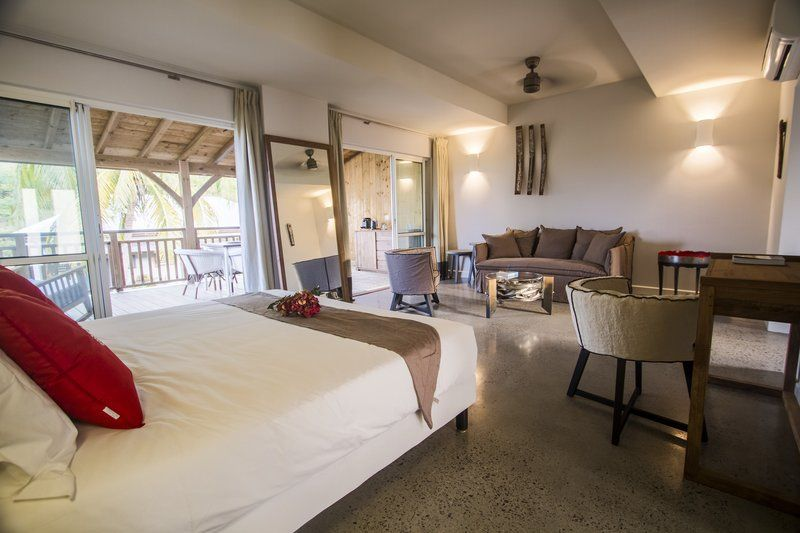 French Coco Tartane, Martinique -A relaxed yet luxurious Creole experience - the rooms