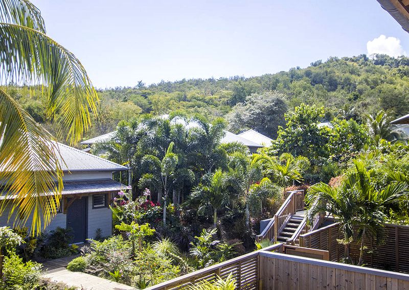 French Coco Tartane, Martinique -A relaxed yet luxurious Creole experience