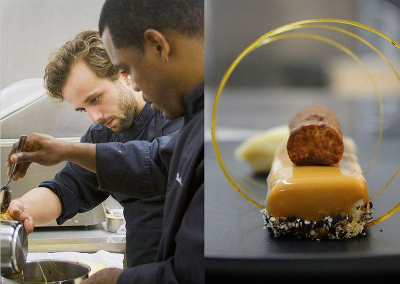 French Coco Tartane, Martinique -Cuisine Dessert