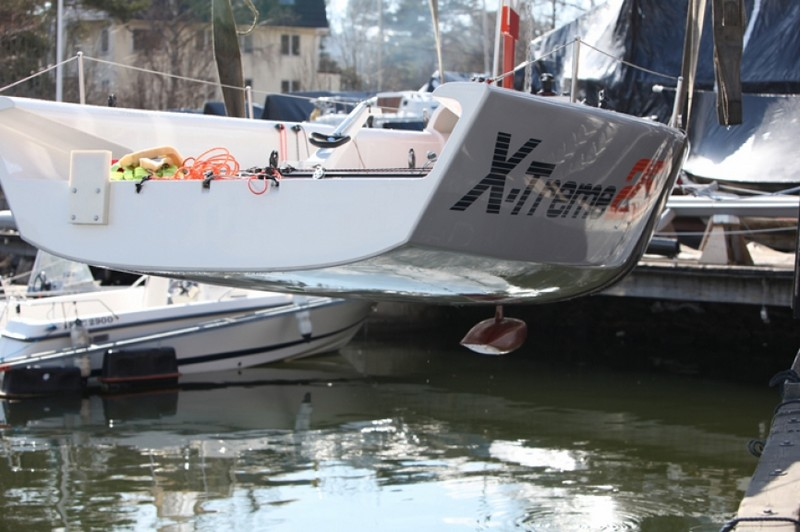 G-Force Yachts presents the X-Treme 26
