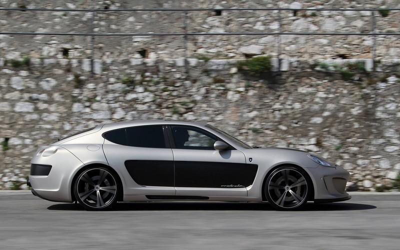 GEMBALLA MISTRALE - based on Porsche 970 Panamera-
