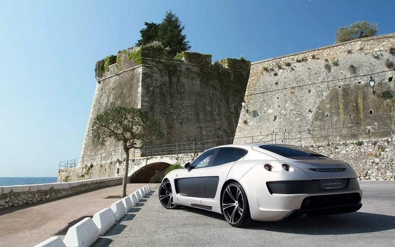 GEMBALLA MISTRALE - based on Porsche 970 Panamera