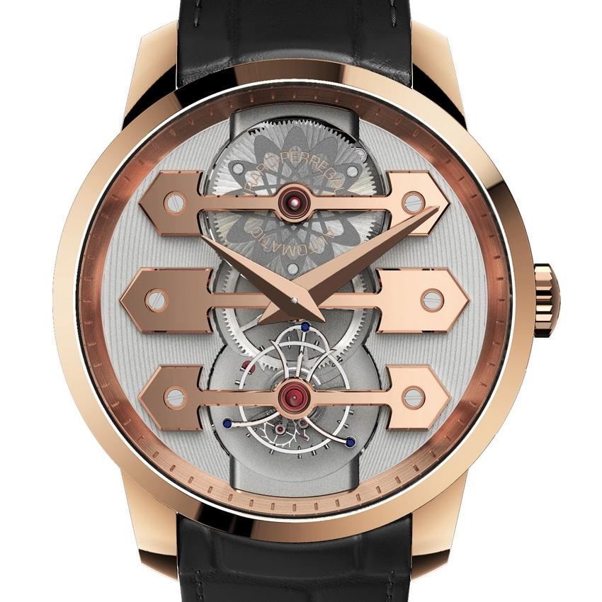 GIRARD-PERREGAUX La Esmeralda Tourbillon watch-