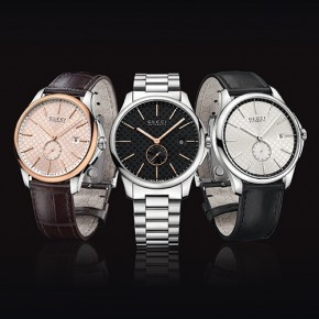 GUCCI G-Timeless Slim Automatic updated watch collection for 2014 Baselworld