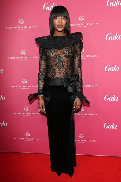 Gala Spa Awards 2016 in the Beauty Idol category -  Naomi Campbell-