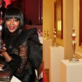 Gala Spa Awards 2016 in the Beauty Idol category -  Naomi Campbell