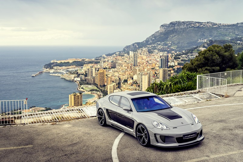 Gemballa at the 13th Top Marques Monaco-