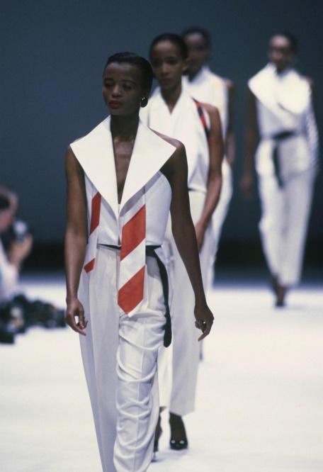 Gianfranco Ferre - La camicia bianca secondo a me exhibition