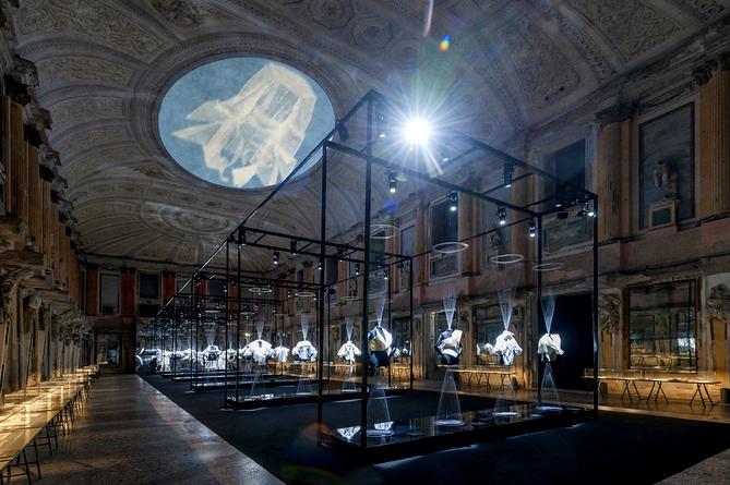 Gianfranco Ferre My White Shirt - La camicia bianca secondo a me 2015 exhibition Milan Palazzo Reale