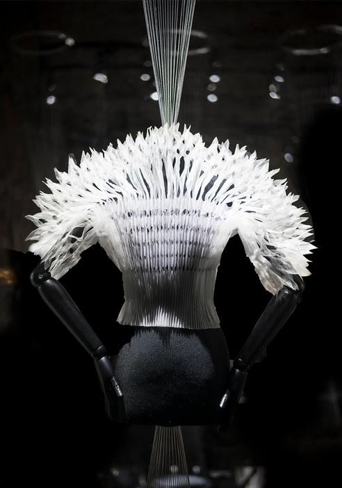 Gianfranco Ferre My White Shirt - La camicia bianca secondo a me 2015 exhibition Milan