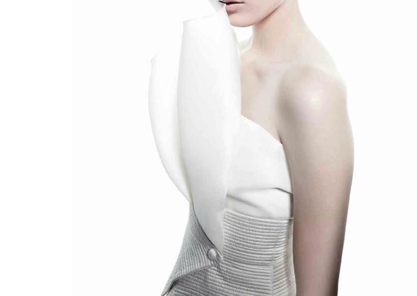 Gianfranco Ferre White Shirt - Calie AW1982
