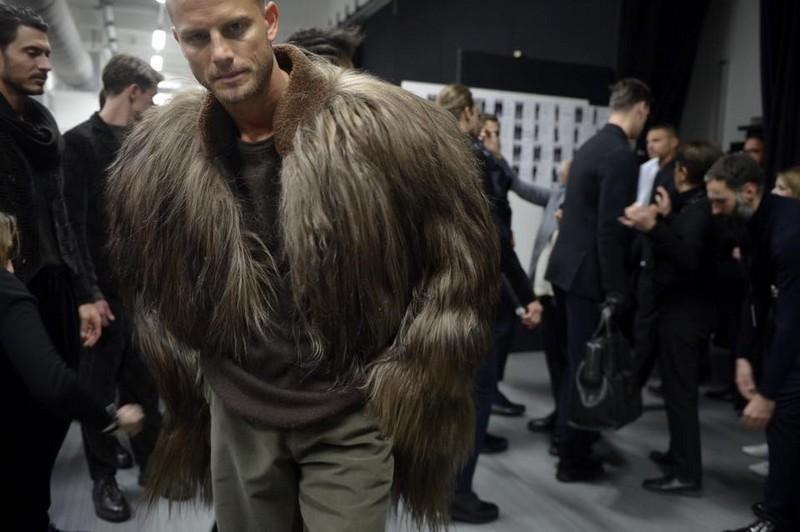 Giorgio Armani Fall Winter 2017 Mens collection