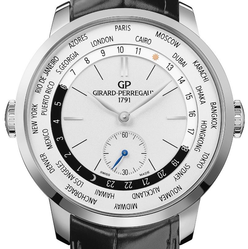 Girard-Perregaux 1966 WW.TC Watch - SIHH 2017