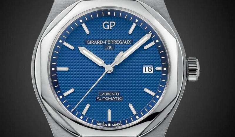 Girard Perregaux Laureato Automatic SIHH 2016-