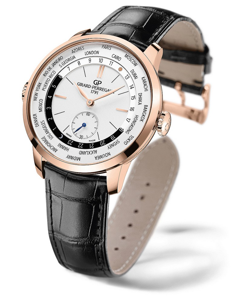 Girard-Perregaux presents The New WW.TC Models to 1966 Collection - SIHH 2017