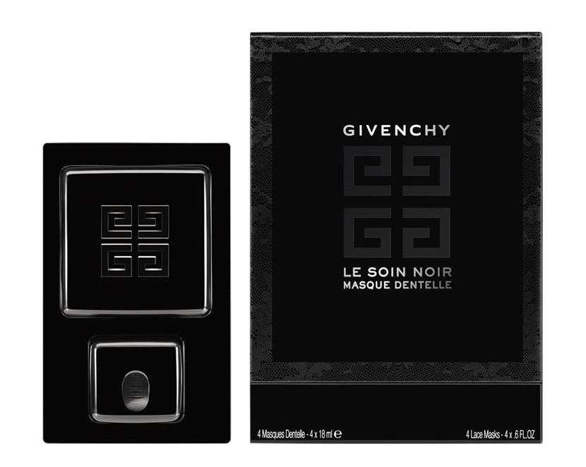 Givenchy Le Soin Noir Lace Mask