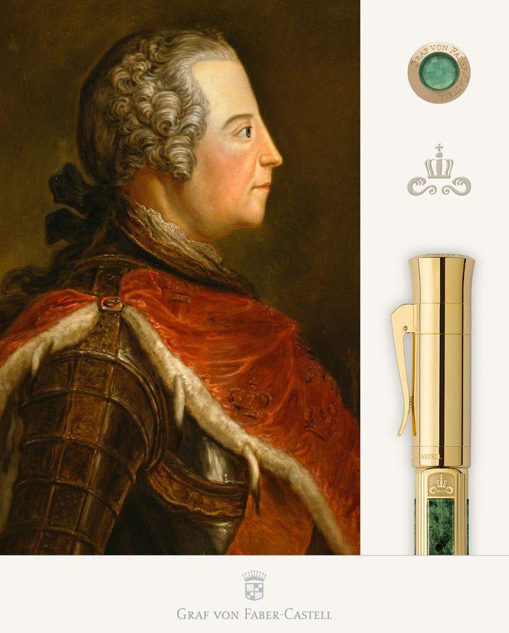 Graf von Faber-Castell Sanssouci Potsdam Pen of the Year 2015-