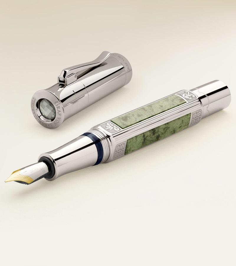Graf von Faber-Castell Sanssouci Potsdam Pen of the Year 2015---