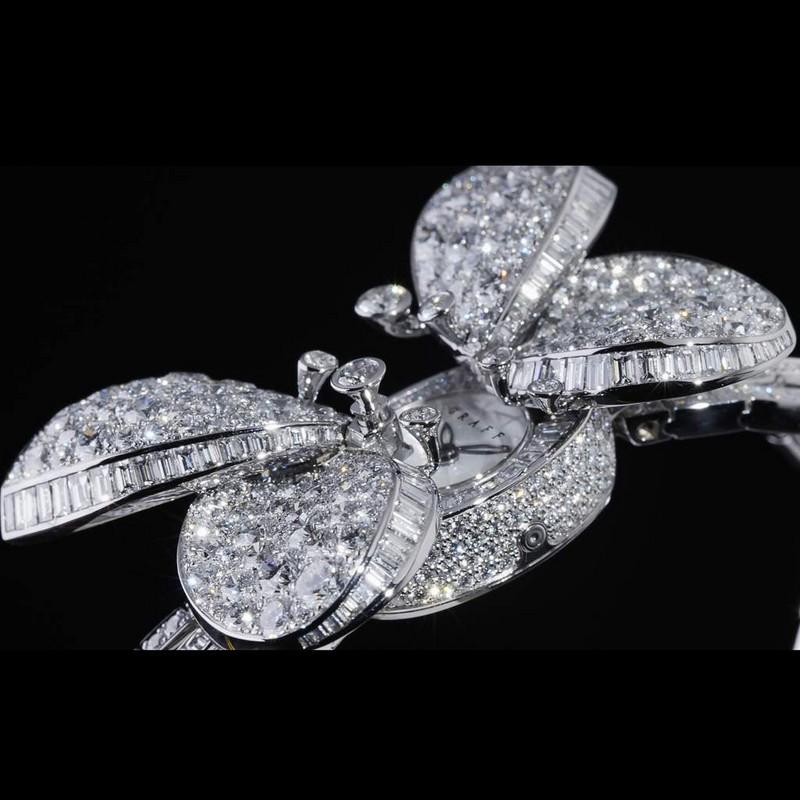 Graff Diamonds Princess Butterfly-