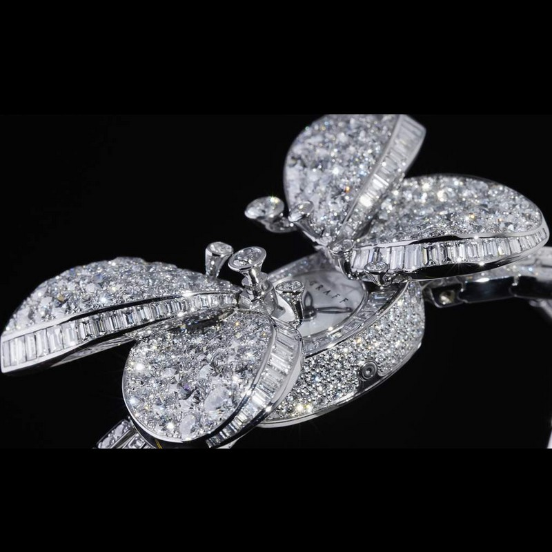 Graff Diamonds Princess Butterfly-
