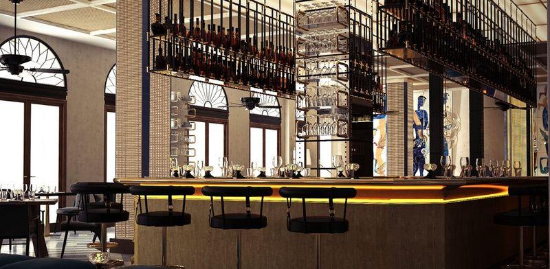 Gran Hotel Montesol Ibiza CurioHotels-2016-hotel lobby bar