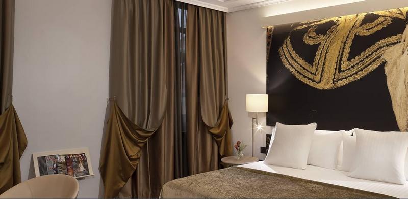 Gran Meliá Palacio de los Duques hotel Madrid - 2016 opening - 2luxury2 dot com-rooms