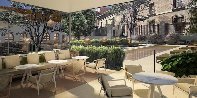Gran Meliá Palacio de los Duques hotel Madrid - 2016 opening - 2luxury2 dot com