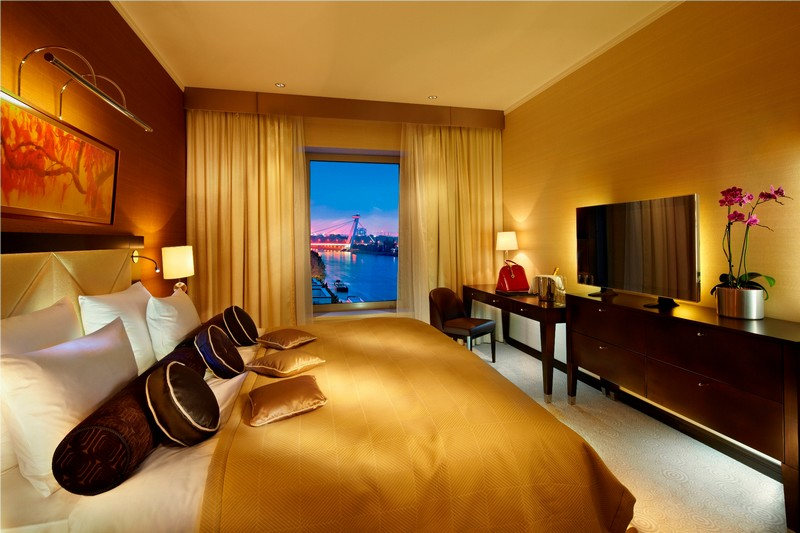 Grand Hotel River Park, a Luxury Collection Hotel, Bratislava - Guest bedroom