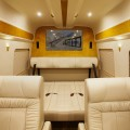 Grazia - 2015 Mercedes Sprinter Conversion by Lexani Motorcars-