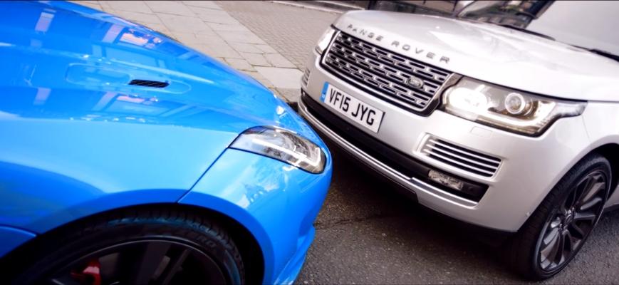 Great British Design Film-Jaguar and Land Rover driven by Great British design-2016 movie