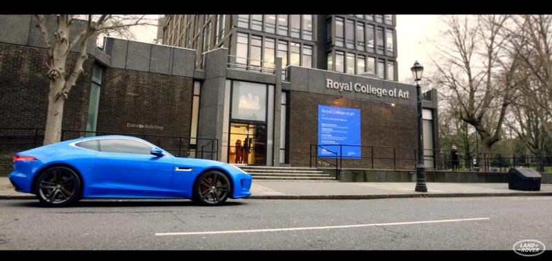 Great British Design Film-Jaguar and Land Rover driven by Great British design