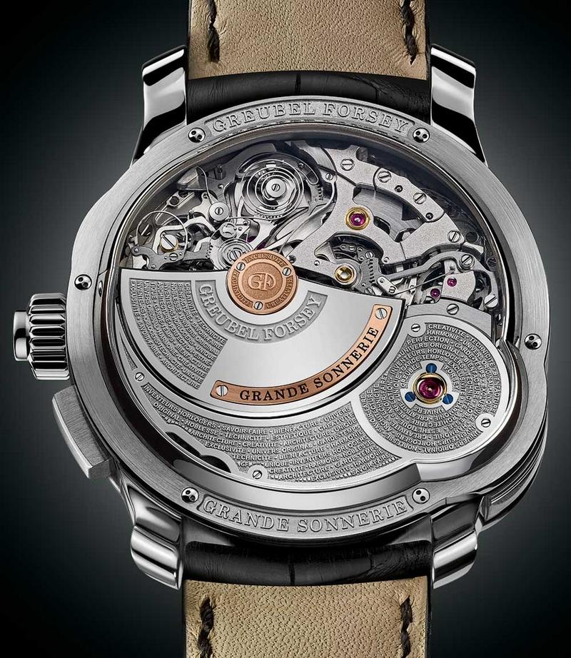 Greubel Forsey Grande Sonnerie Watch-
